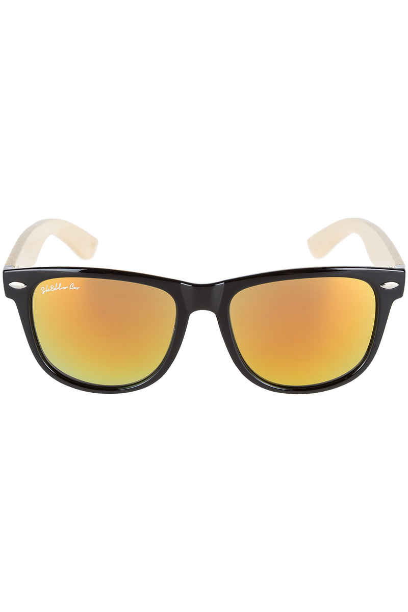 SK8DLX Coresk8 Wood Sonnenbrille (black red)