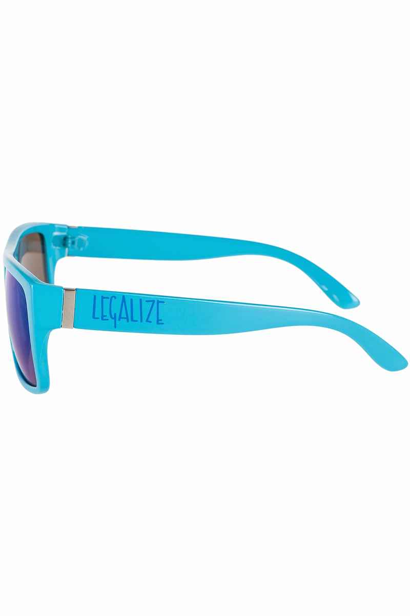 Legalize Longboarding Downhill Sonnenbrille (blue ocean)