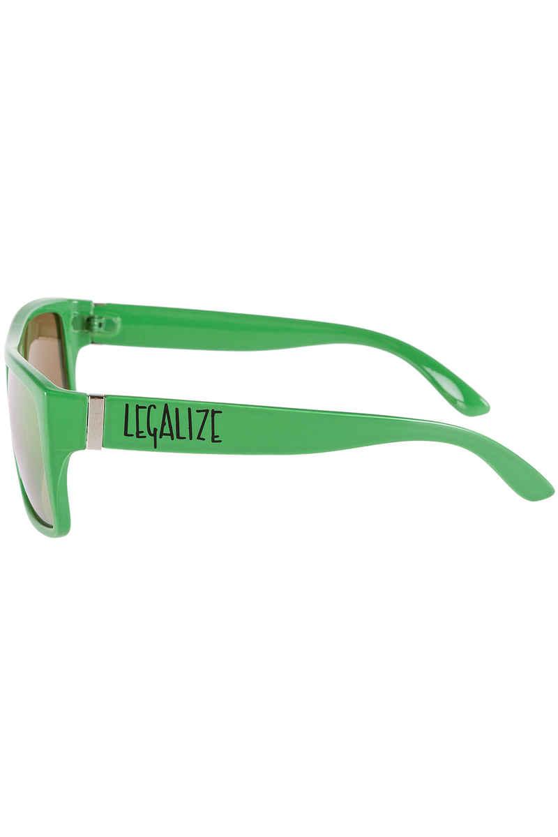 Legalize Longboarding Downhill Lunettes de soleil (grassland)