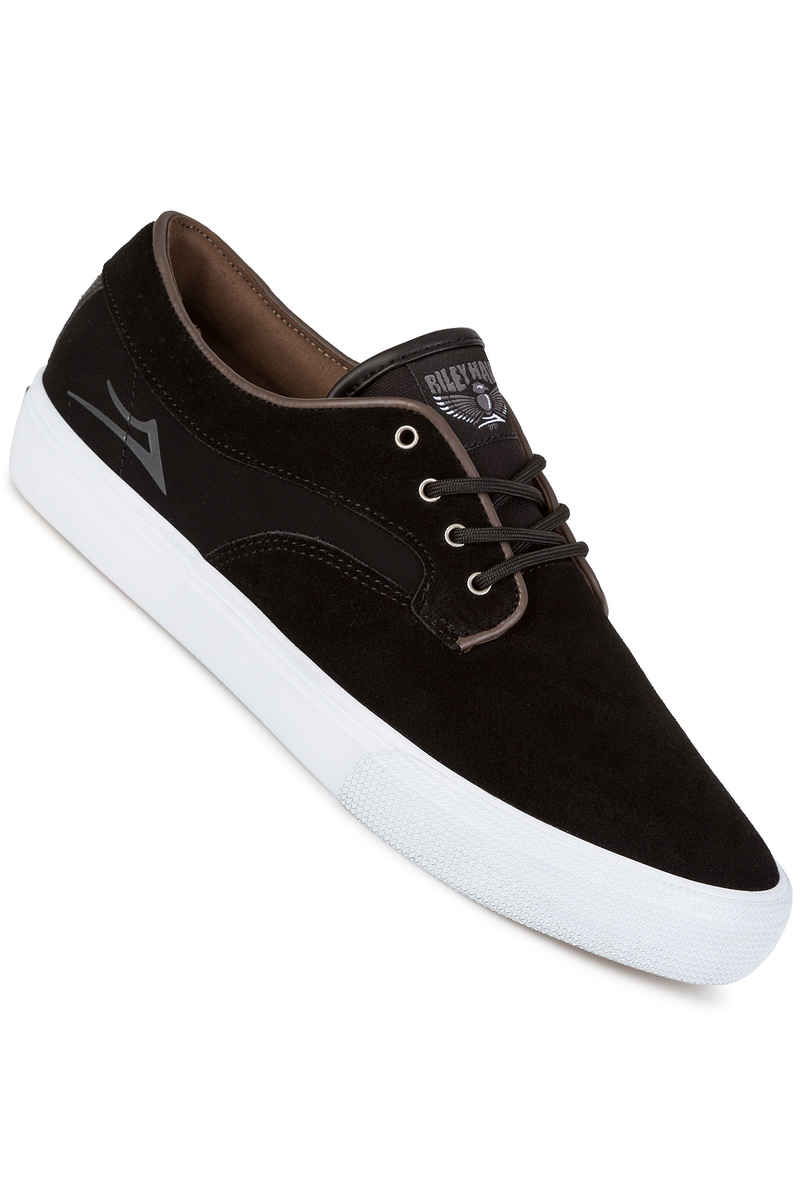 Lakai Riley Hawk Suede HO16 Zapatilla (black)