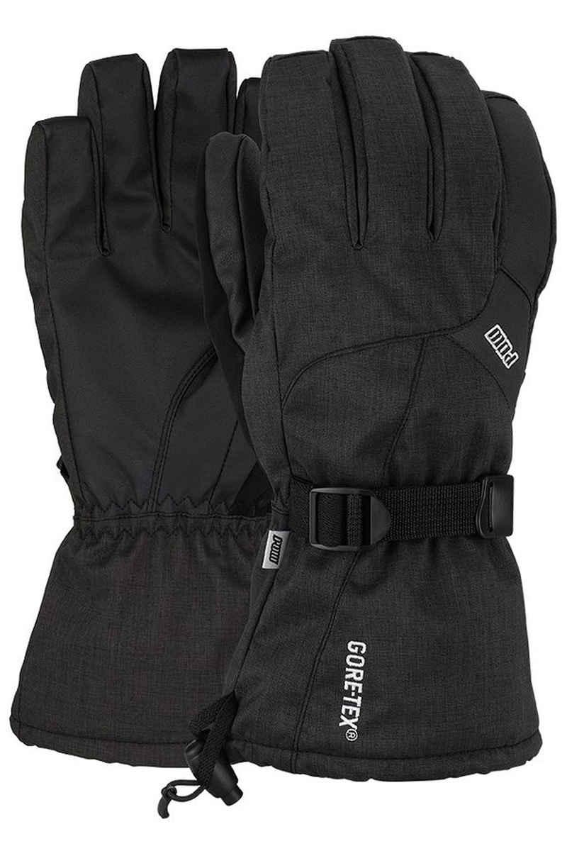 POW Warner GORE-TEX® Long Gloves (black)