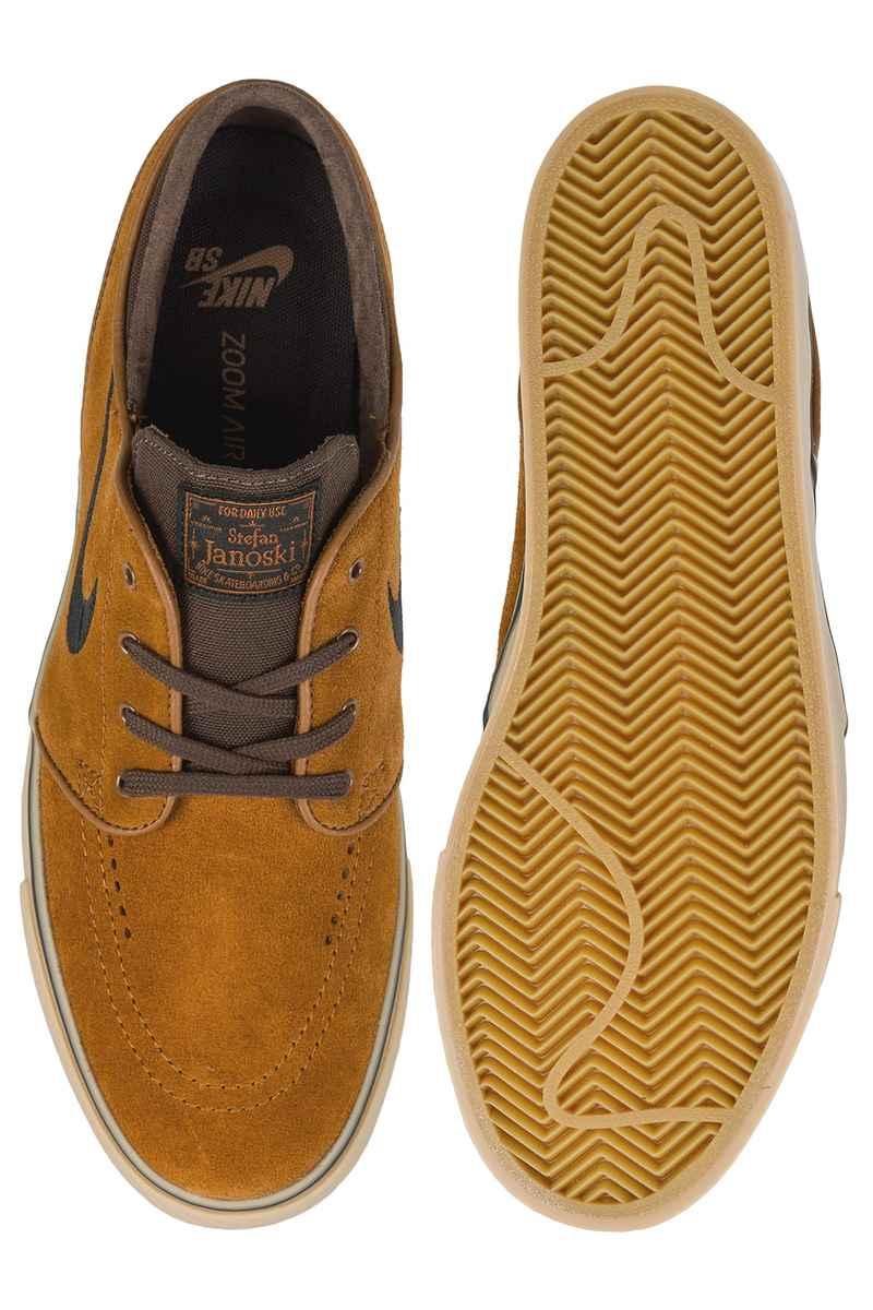 Nike SB Zoom Stefan Janoski Shoes (hazelnut black)