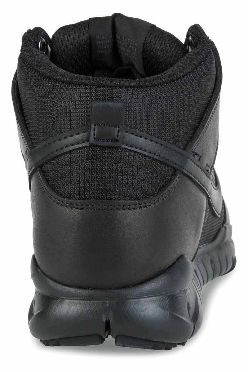 Nike SB Dunk High Boot Shoes (black black)