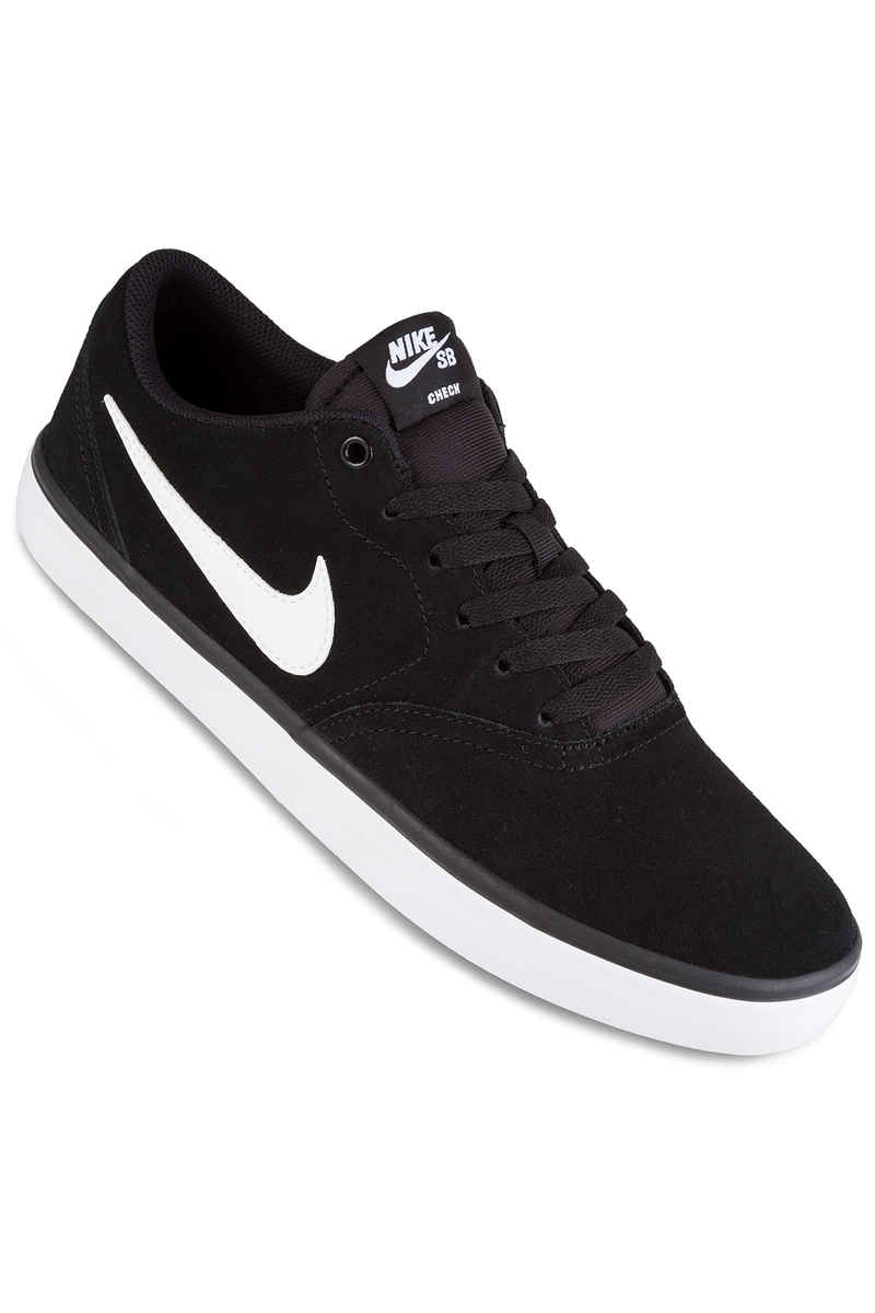 Nike SB Check Solarsoft Zapatilla (black white)