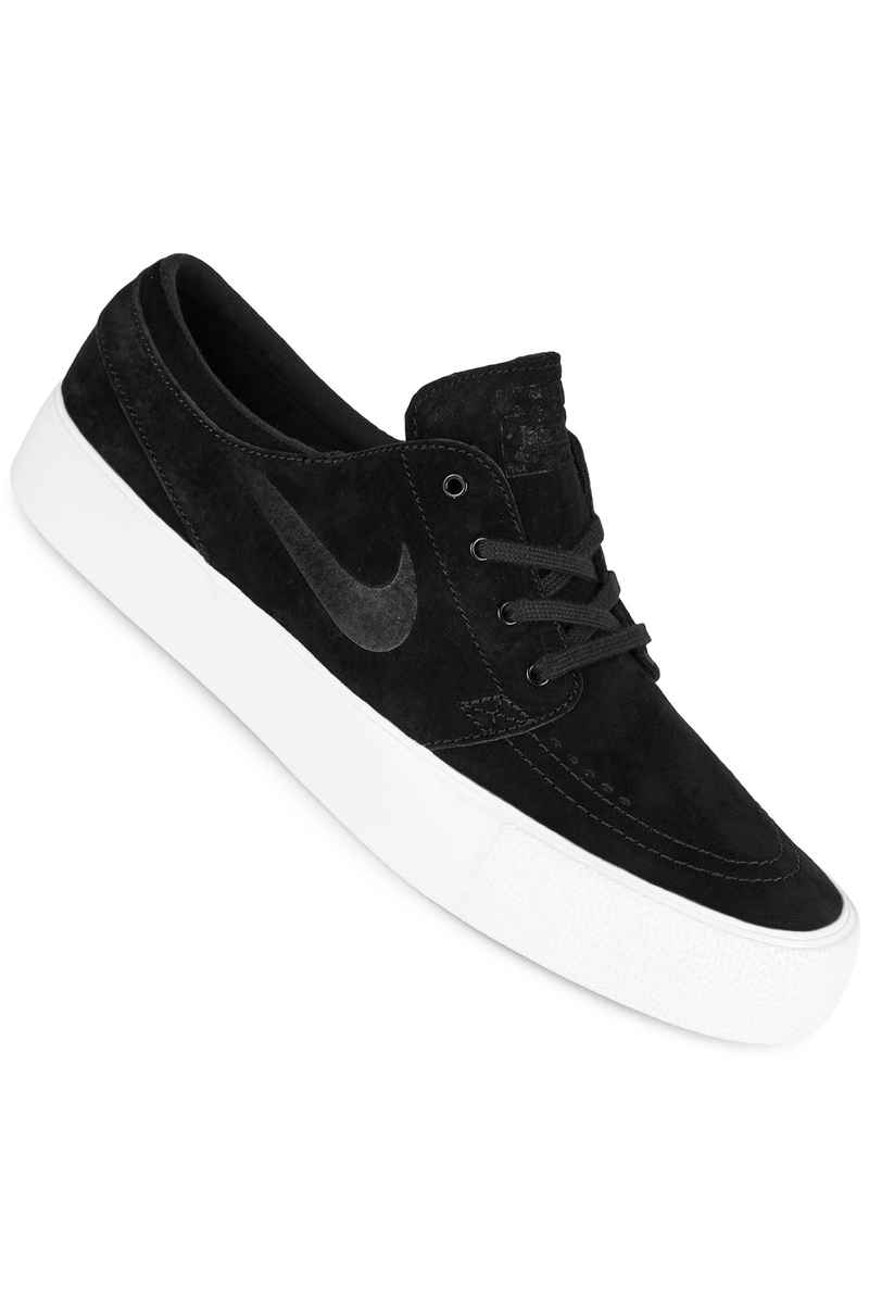 Nike SB Zoom Stefan Janoski Premium HT Shoes (black black white)