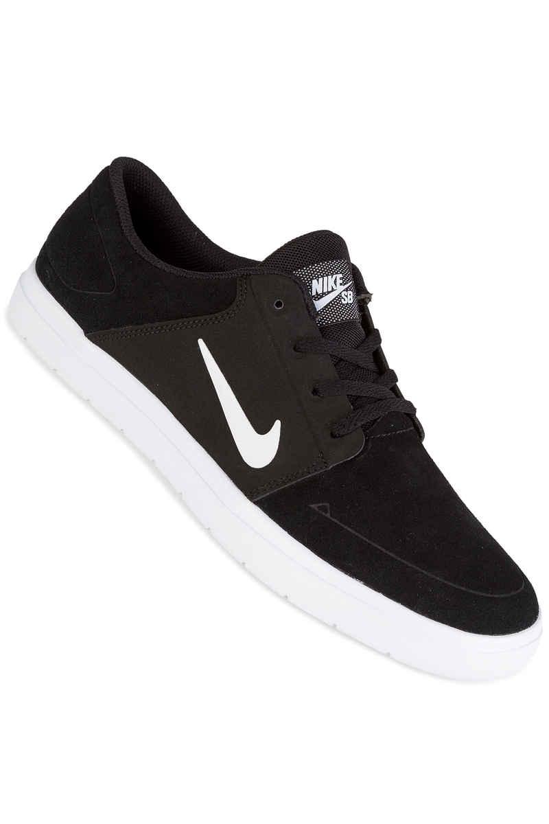 Nike SB Portmore Vapor Shoe Black White P15a8998