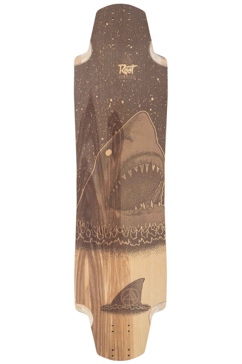 "Root Longboards Shark 36.2"" (91,5cm) Longboard Deck 2016"