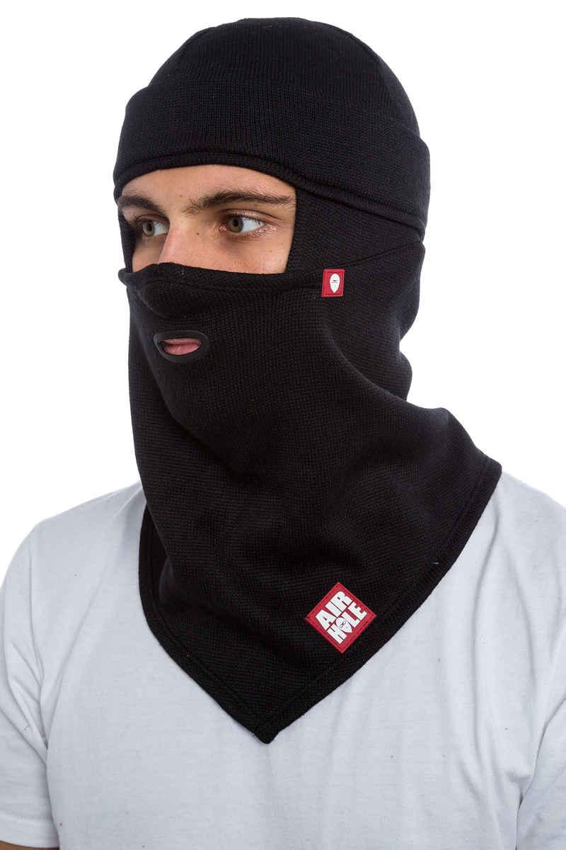Airhole Sweat Neckwarmer (black)