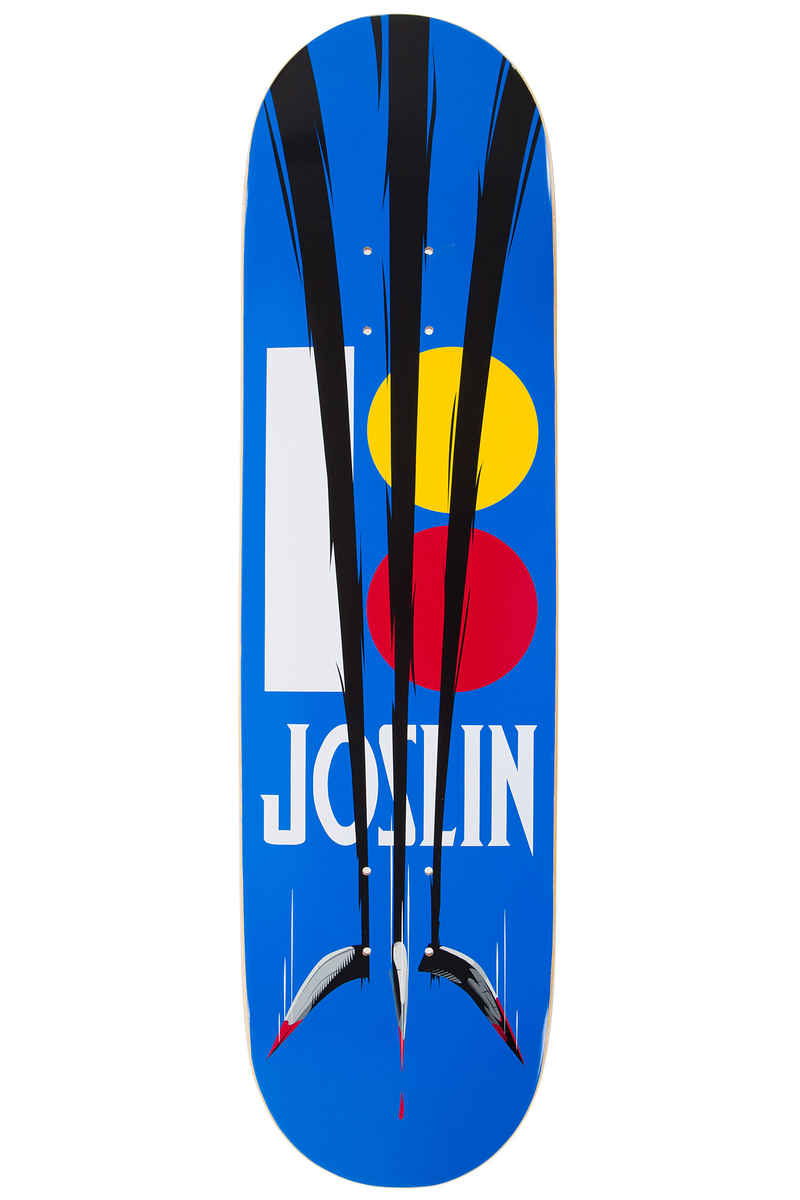 "Plan B Joslin Snikt 8.375"" Deck (blue)"