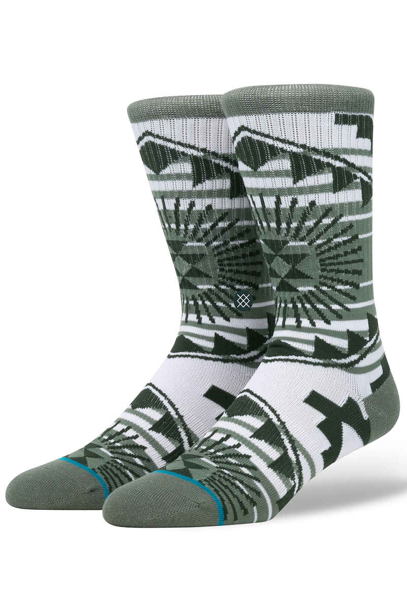 Stance Sundrop 2 Chaussettes US 6-12 (green)