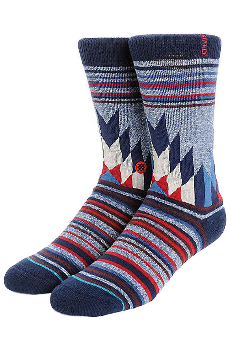 Stance Toledo Socks US 9-12 (blue)