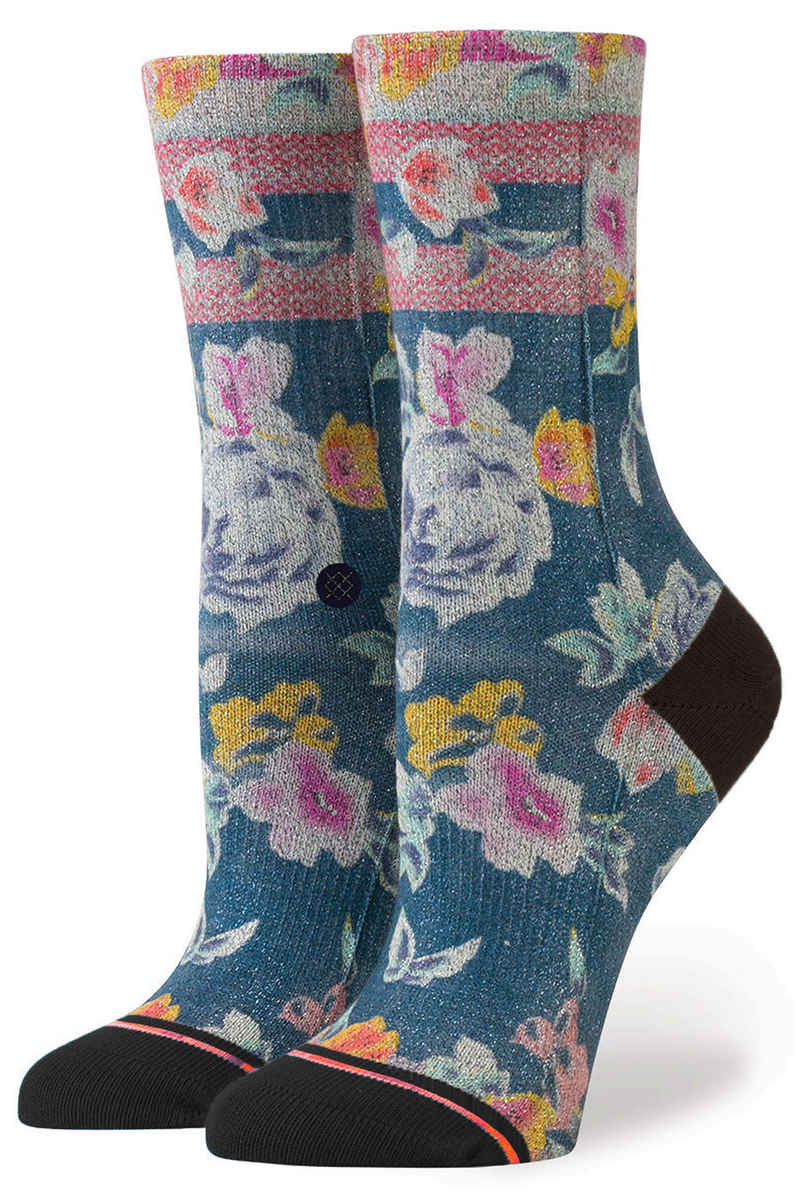 Stance Hermosa Crew Chaussettes US 5-10,5 women (blue)