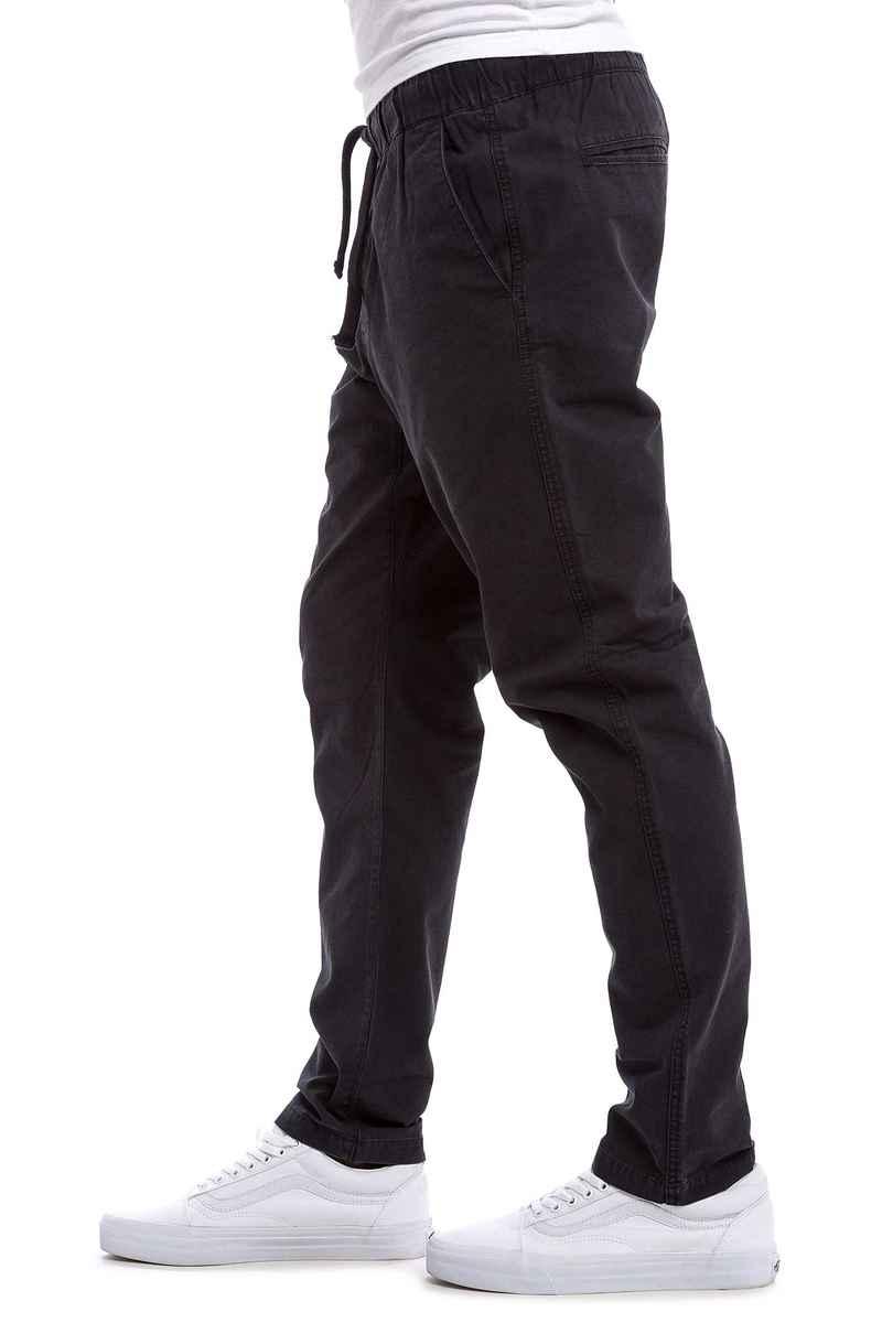Obey Traveler Slub Pantalons (black)
