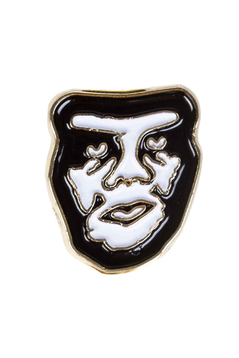 Obey Creeper Pin Acc. (white)