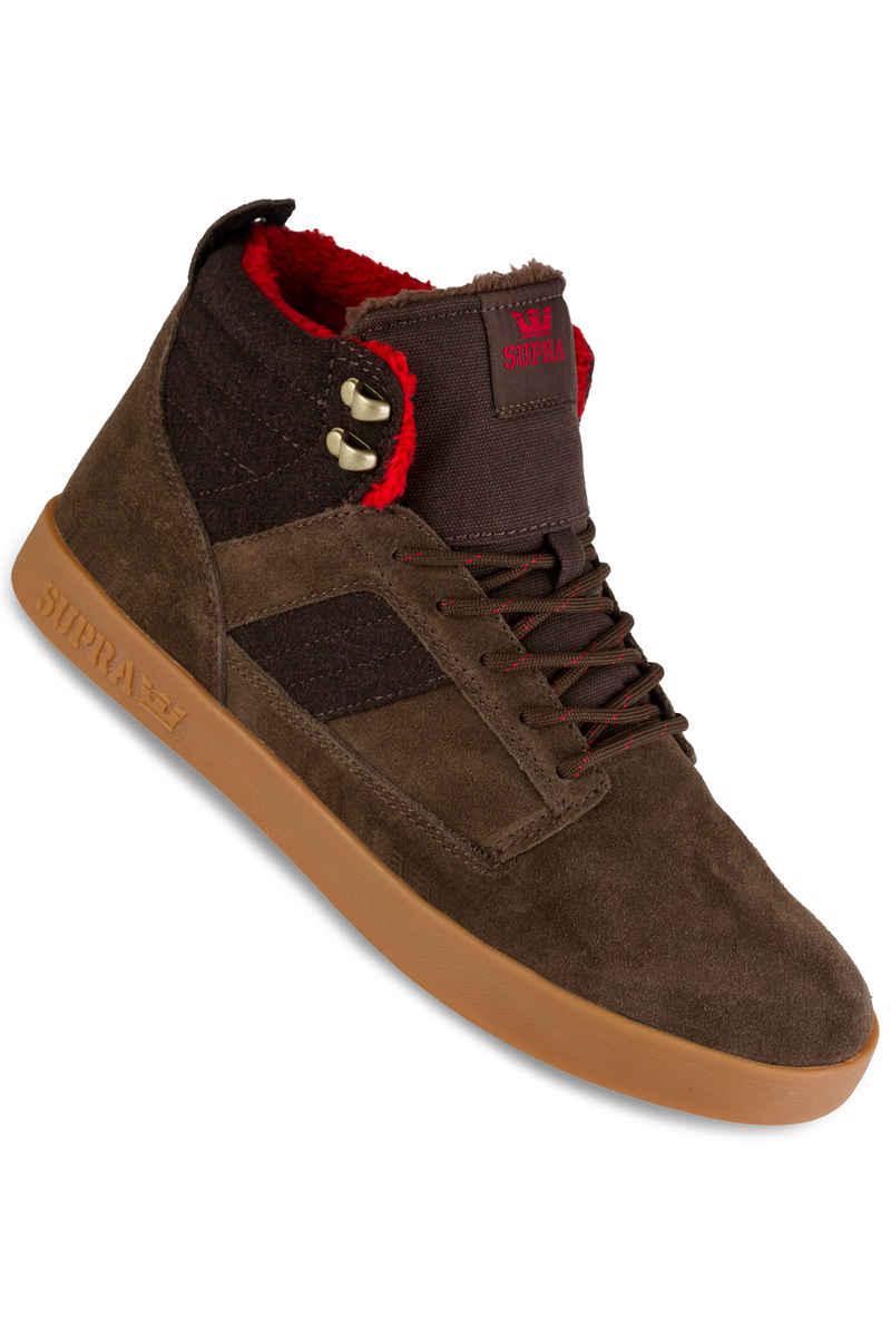 Supra Bandit Shoes (brown gum)
