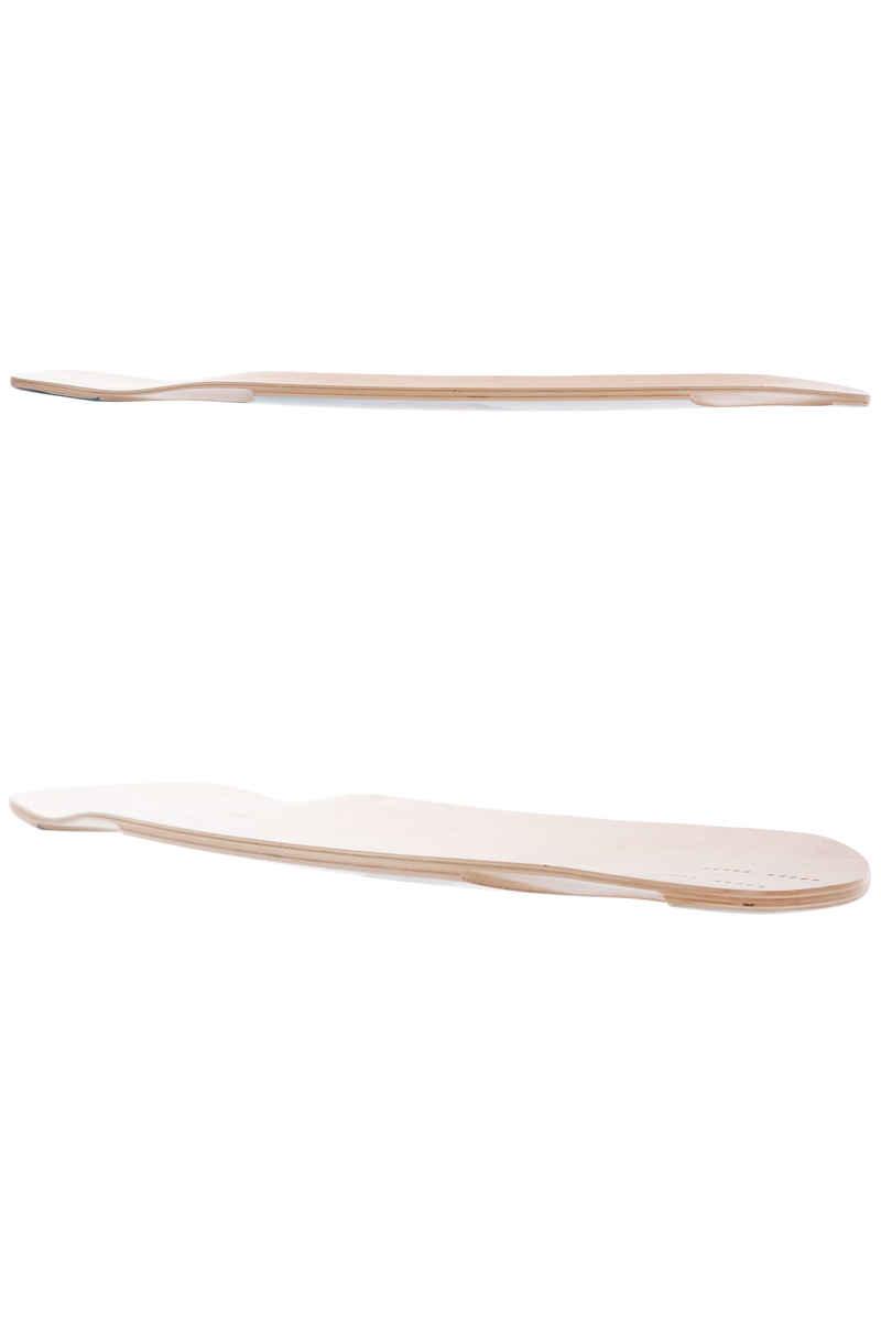 """Kebbek Jürgen Gritzner TopMount 38"""" (96,5cm) Planche Longboard Bio Suit Series"""
