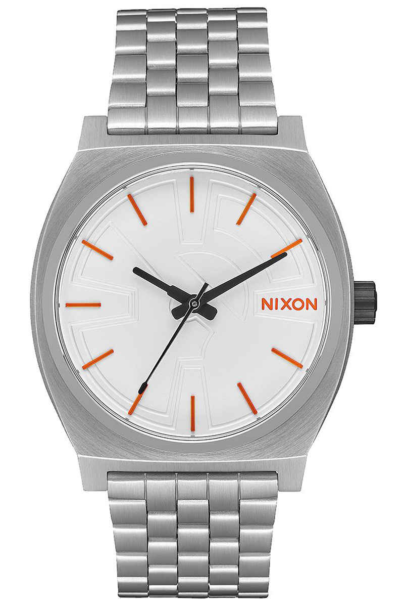 Nixon x Star Wars BB-8 The Time Teller Montre (silver orange)