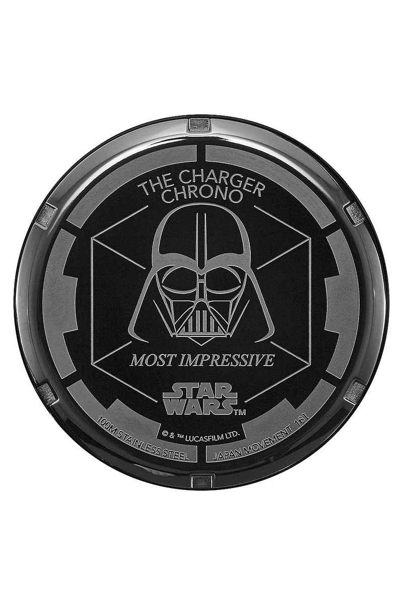 Nixon x Star Wars Darth Vader Charger Chrono Horloge (black)
