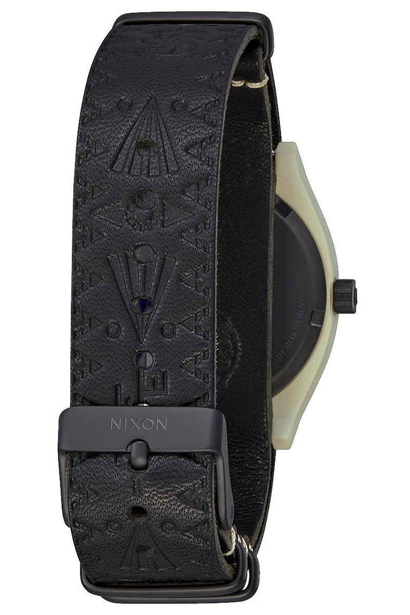 Nixon The Time Teller Taka Hayashi Uhr (bone black)
