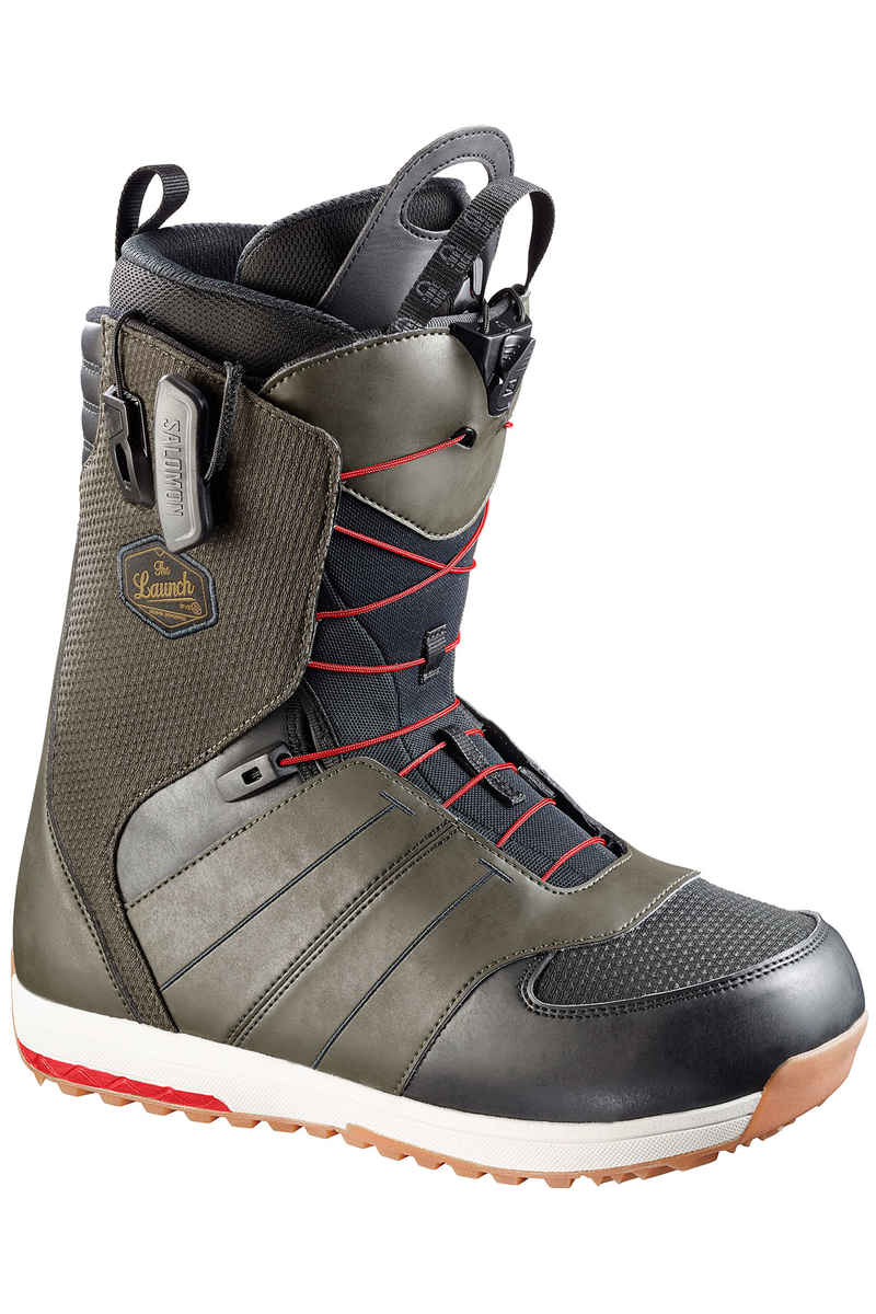 Salomon Launch Boot 2016/17 (dark khaki)