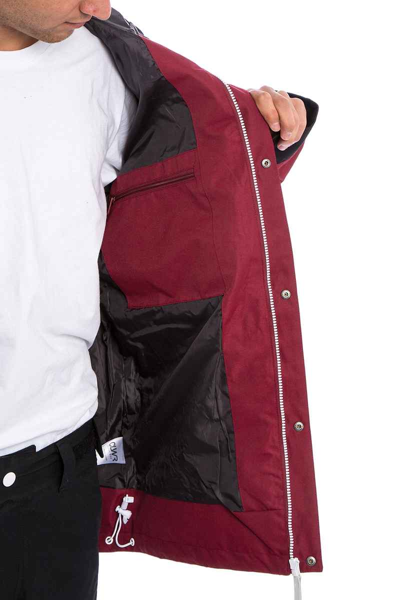 WearColour Rock Snowboard Jacke (burgundy)
