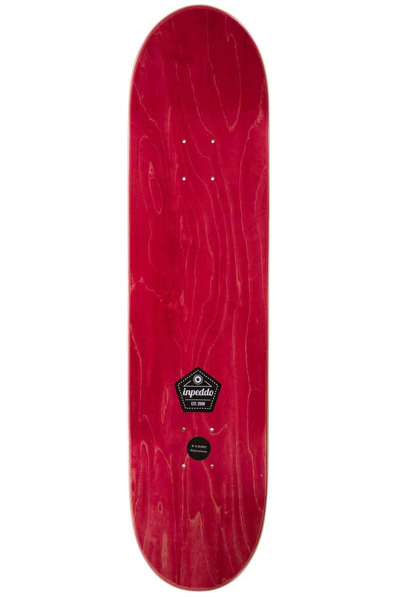 """Inpeddo Palm 8"""" Planche Skate (white)"""