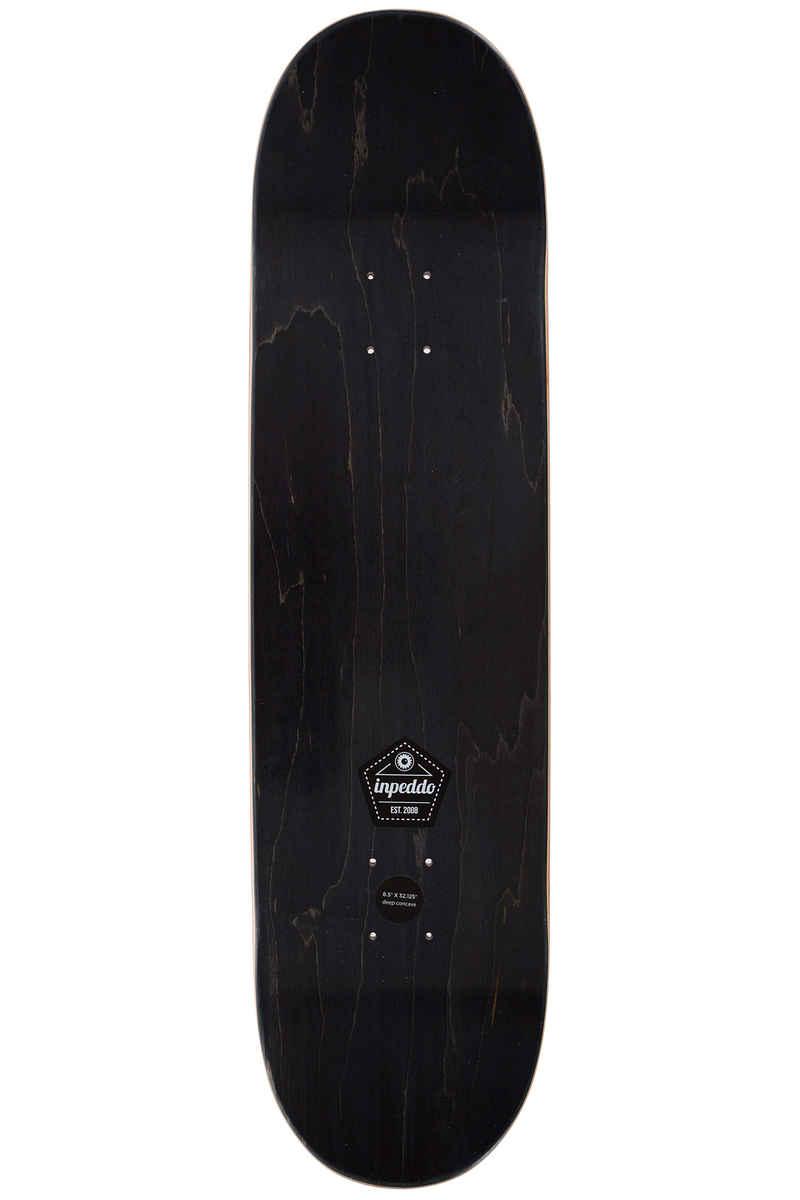 """Inpeddo Palm 8.5"""" Planche Skate (white)"""