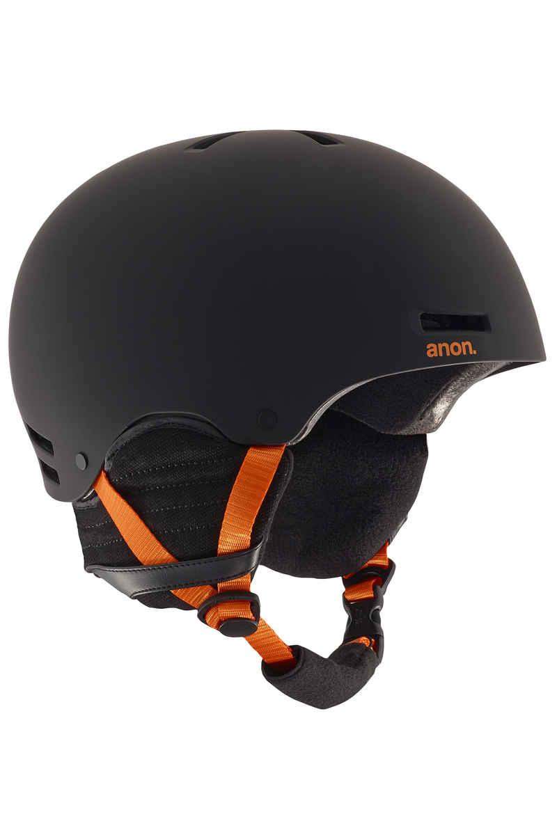 Anon Raider Neige-Casque (black orange)