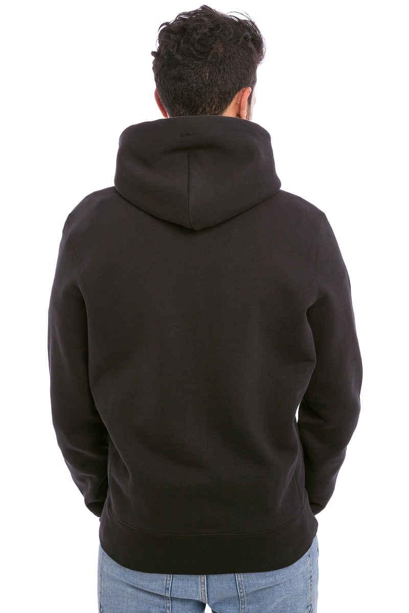 Levi's Full Zip-Sweatshirt avec capuchon (jet black)