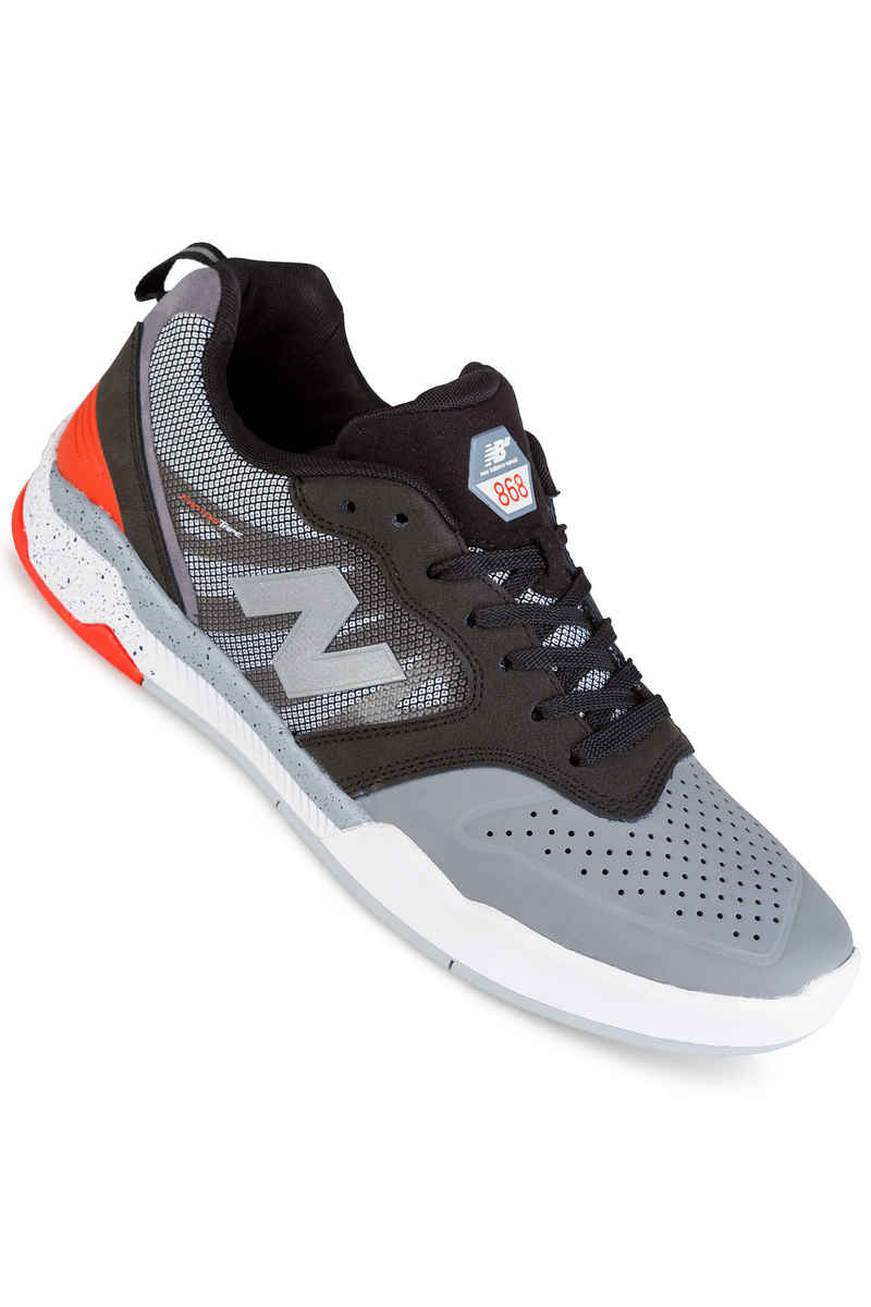 New Balance Numeric 868 Shoe (grey black)