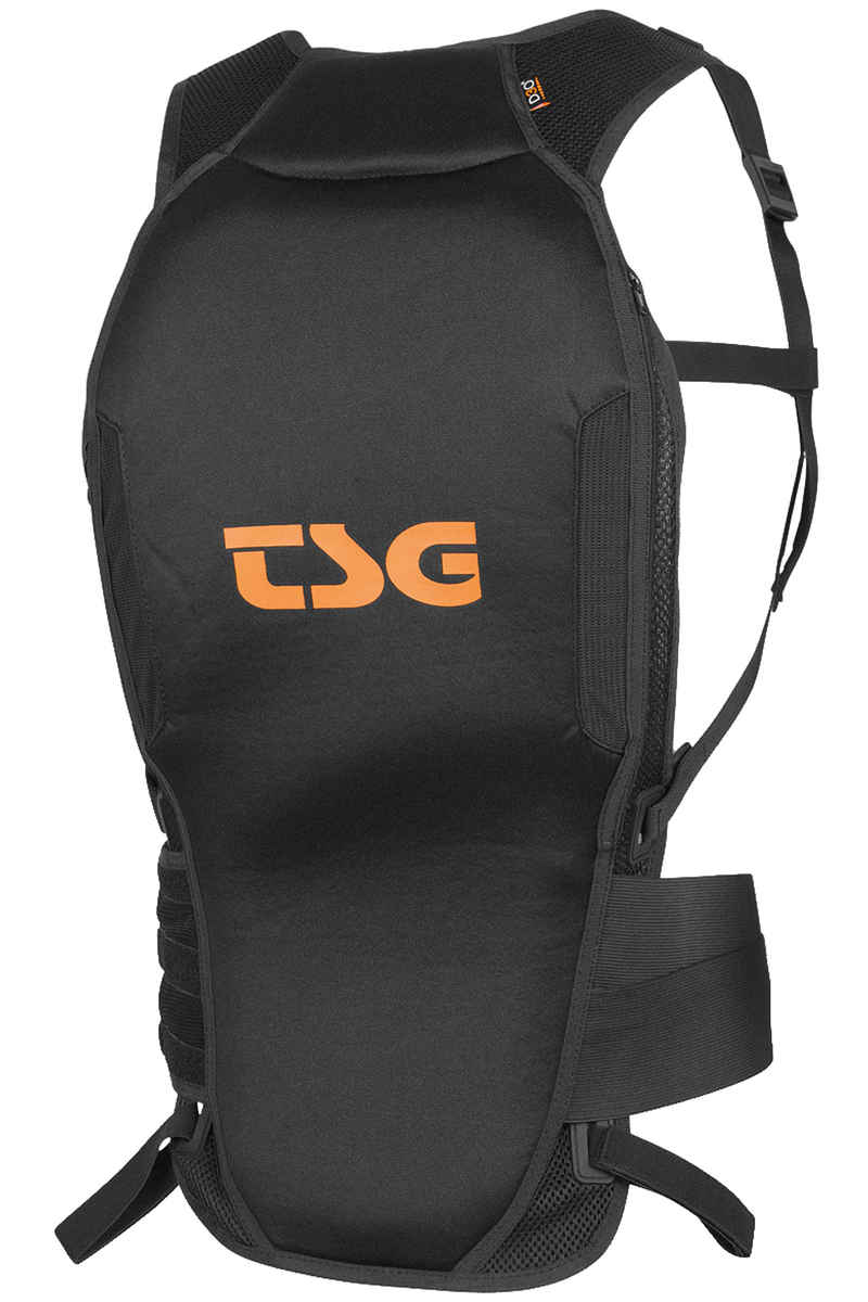 TSG Backbone Tank D3O Protecteur (black orange)