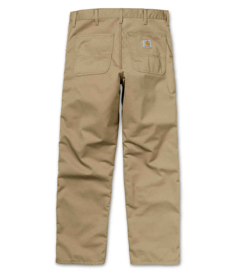 Carhartt WIP Simple Pant Denison Hose (leather rinsed)
