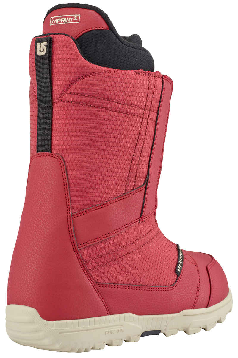 Burton Invader Boots 2016/17 (red)