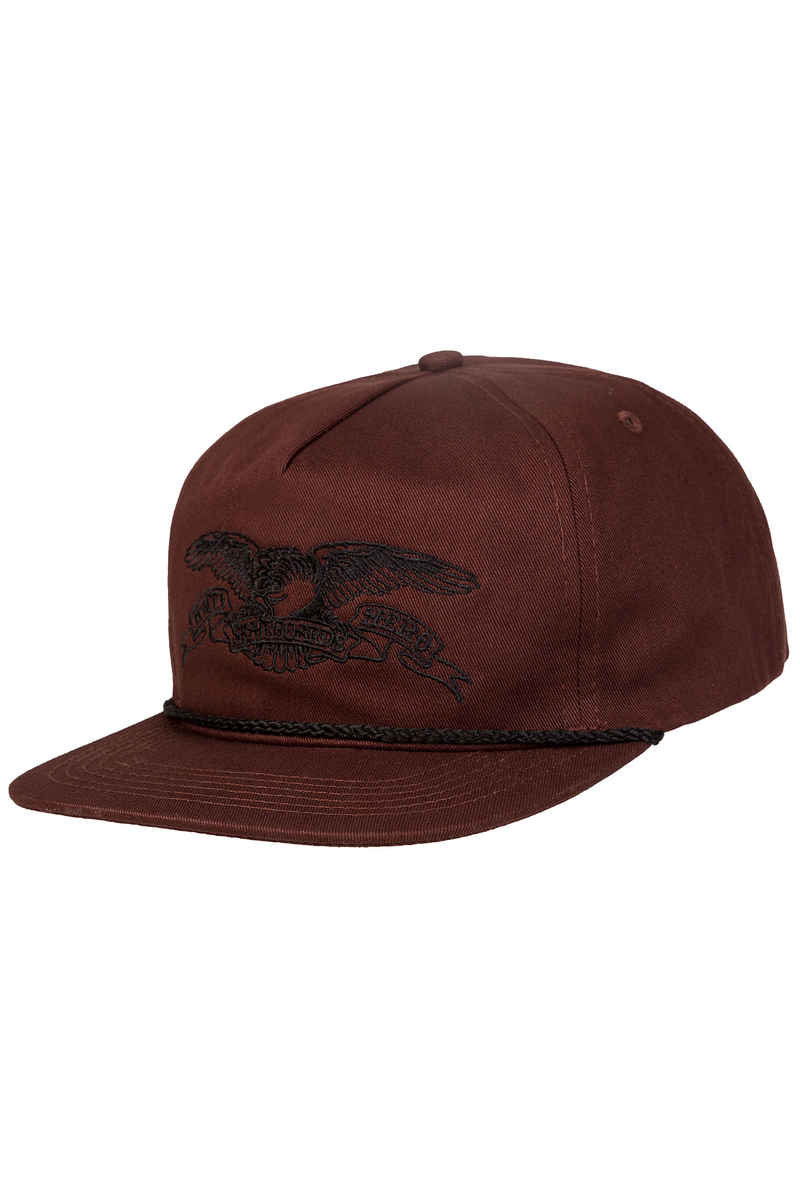 Anti Hero Basic Eagle Cap (dark brown black)