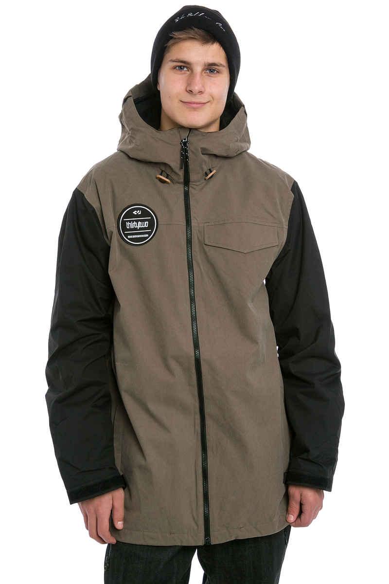 ThirtyTwo Sesh Snowboard Jacke (ash)