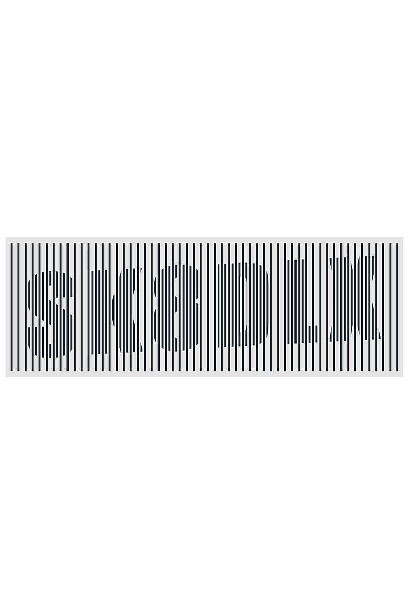 skatedeluxe Stripes Sticker