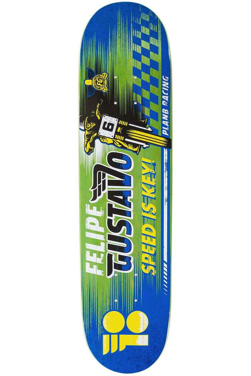 "Plan B Gustavo Victory Pro Spec 7.625"" Deck (multi)"