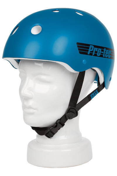 PRO-TEC The Classic Helmet (retro blue)