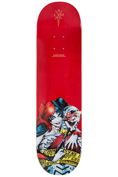 "Almost Mullen Justice League 8.125"" Deck (multi)"