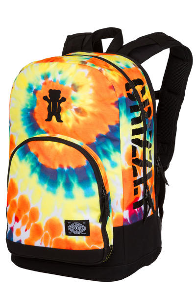 Grizzly TP01 Backpack 22L (orange tie dye)