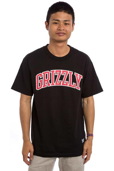 Grizzly Top Team T-Shirt (black)