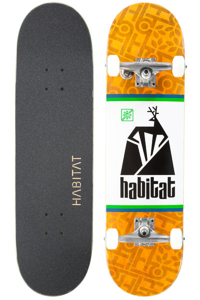"Habitat Seminal 8.25"" Tabla-completa (natural)"