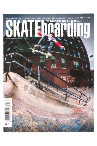 Transworld Juni 2016 Revista