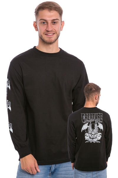 Creature Plague Longsleeve (black)