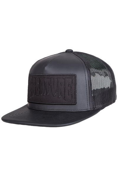 Creature Reverse Patch Trucker Cap (black)