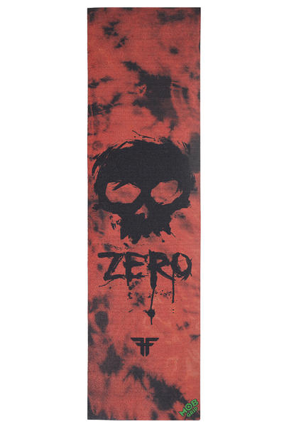 Zero x Mob Fallen Blood Skull Griptape (black red)