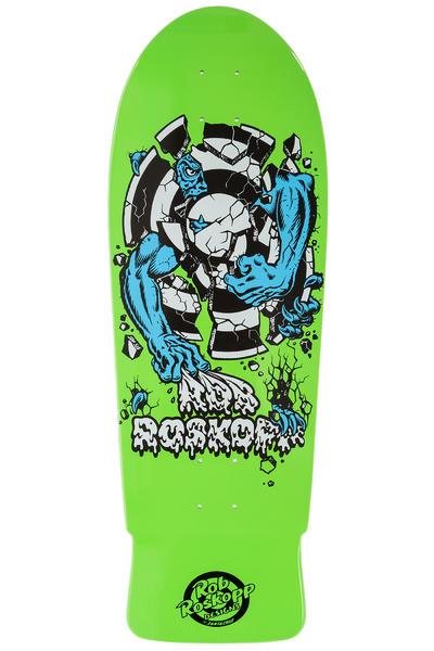 "Santa Cruz Roskopp Target 3 Reissue 10.25"" Deck (fluorescent green)"
