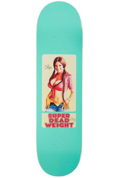 "Antiz Skateboards Dead Weight Vixen Juju 8.25"" Planche Skate (turquoise)"
