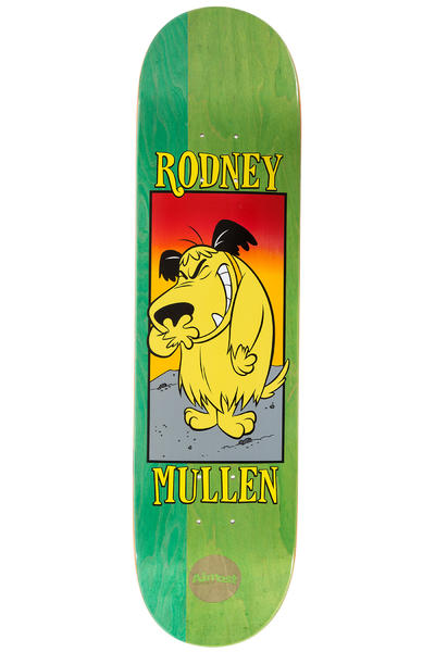 "Almost x H-B Mullen Muttley 8"" Deck (green)"