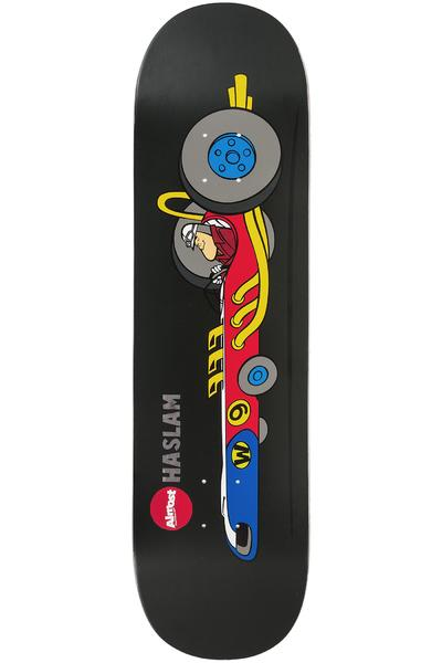 "Almost x H-B Haslam Wacky Races Impact Light 8.5"" Deck (black)"